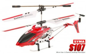 Syma S107 Mini Helicopter