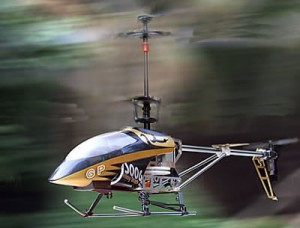 S006 Alloy Shark RC Helicopter