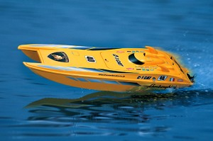 Fastest RC Boat