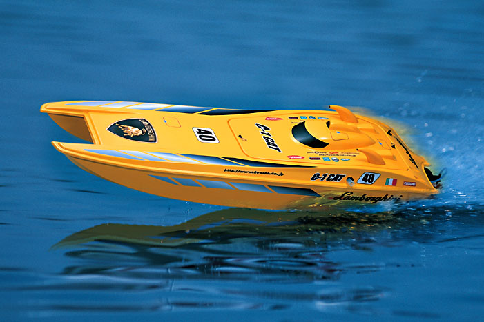 World's Fastest RC Boat