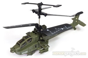Syma S012 Apache AH-64 Mini RC Helicopter