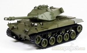 U.S M41A3 Bulldog RC Tank