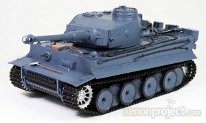 German Tiger I RC Tank