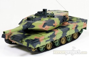 German Leopard II A5 RC Tank