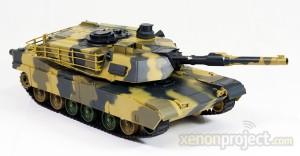 U.S M1A2 Abrams RC Tank