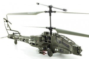 Syma S009 AH-64 RC Helicopter