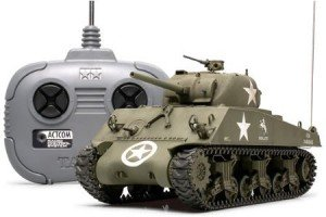 M4A3 Sherman RC Tank