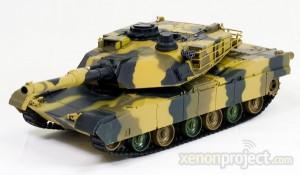 M1A2 Abrams RC Tank