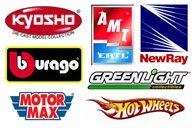 Browse Diecast Models by Manufacturer