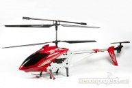 Syma S031G Jumbo Metal Dragon Helicopter Parts